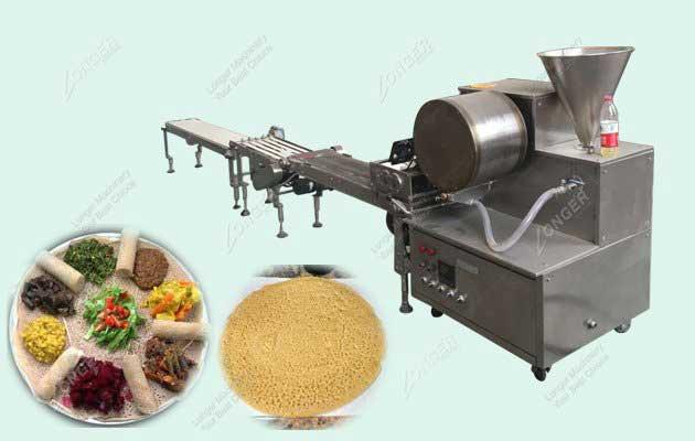 Automatic Ethiopian Injera Making Machine Price For Sale