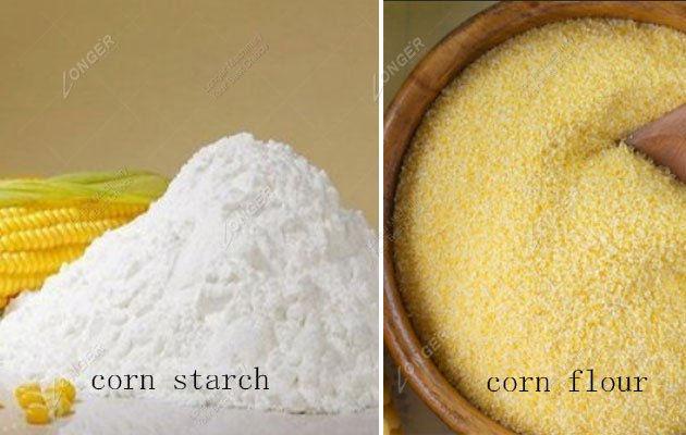 What Is Difference Between Cornstarch And Corn Flour?