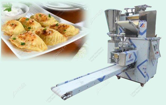 Automatic Fresh Pierogi Makers Machine For Sale