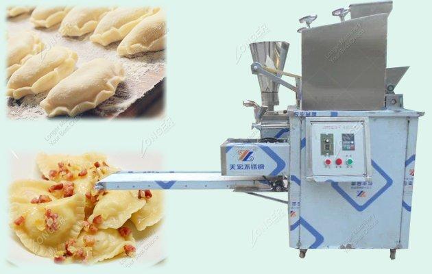 Industrial Automatic Pierogi Press Machine Price For Sale