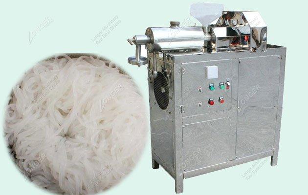 Automatic Konjac Noodle Making Machine Shirataki Noodle